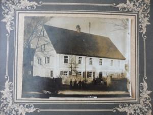 Bauernhof Kleinlein historisch