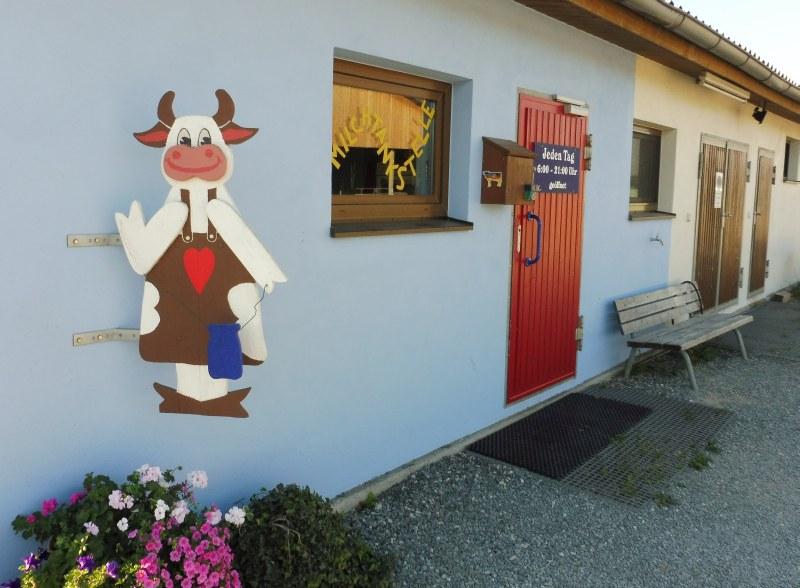 Milchtankstelle-Kleinlein-Milchverkauf-Eierverkauf